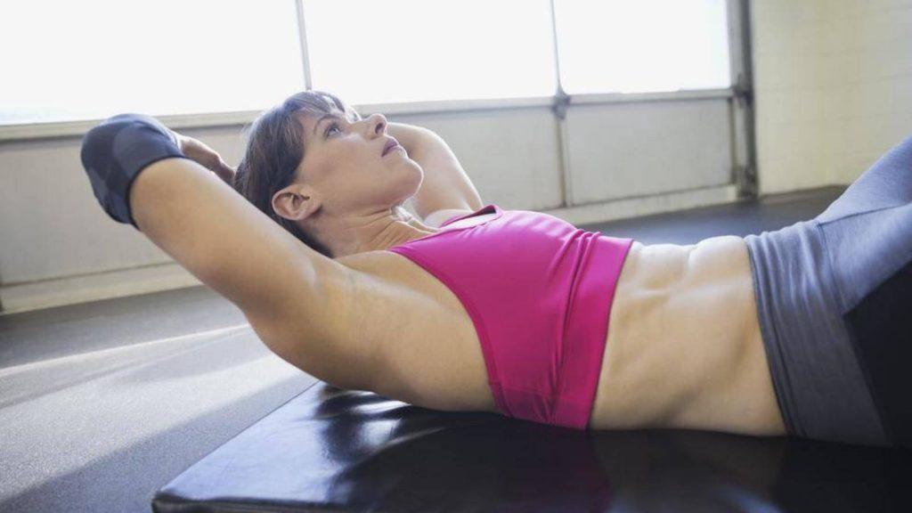 abdominales calistenia principiantes