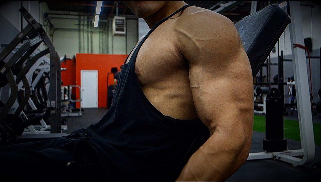 calistenia biceps en casa