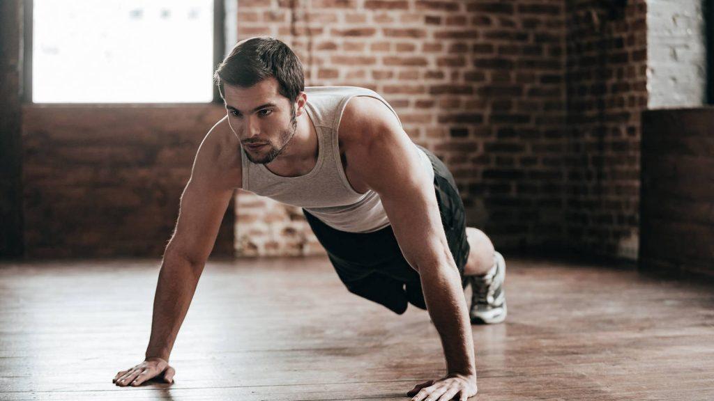 calistenia ejercicio para principiantes