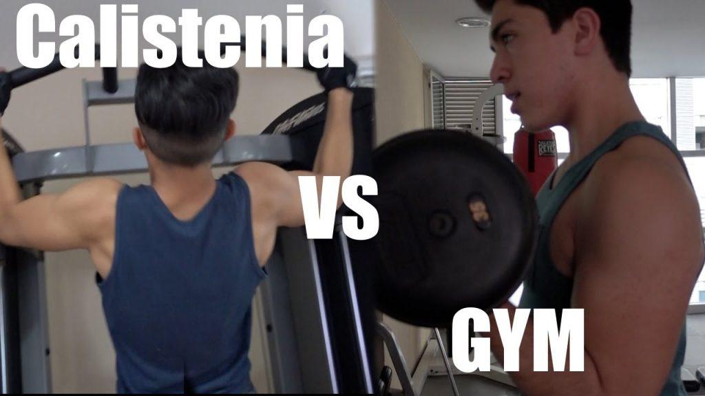 calistenia vs gym vencidas