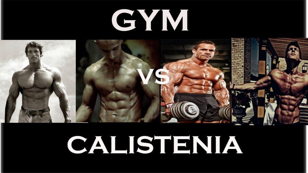 calistenia bodyweight vs gym