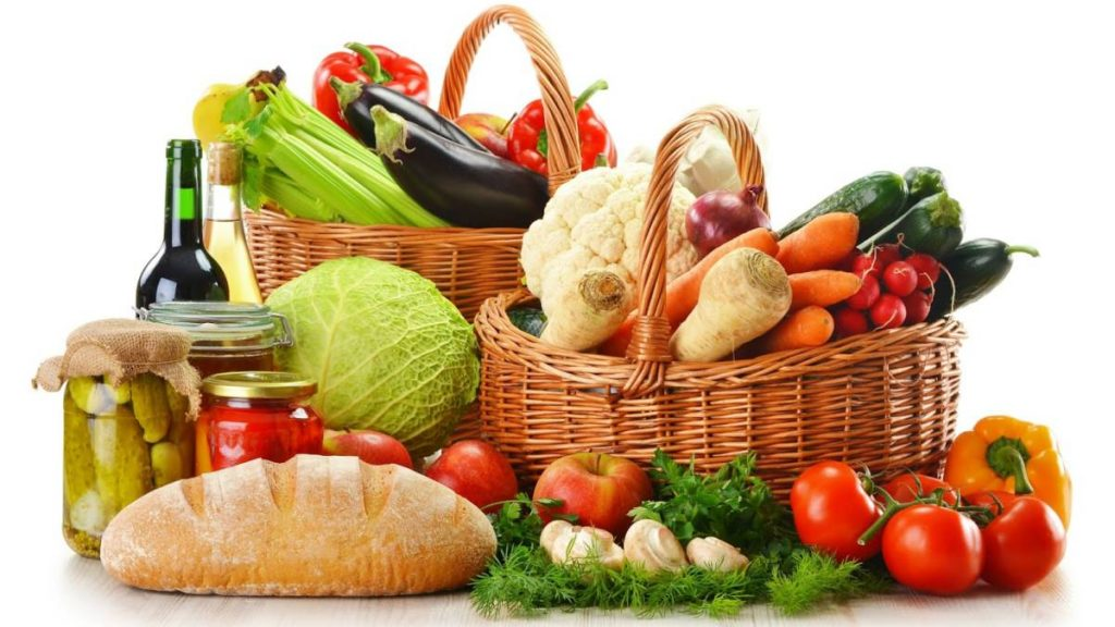dieta para entrenar calistenia