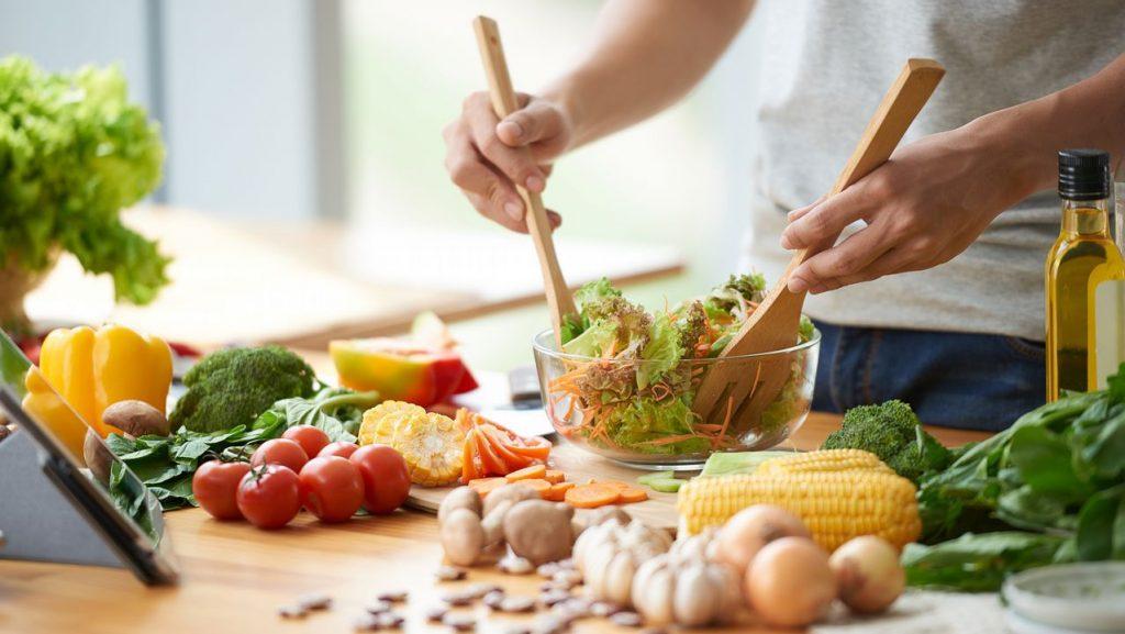 calistenia dieta vegana