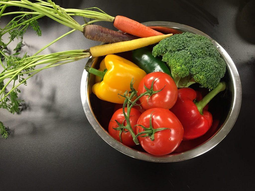 dieta vegetariana calistenia