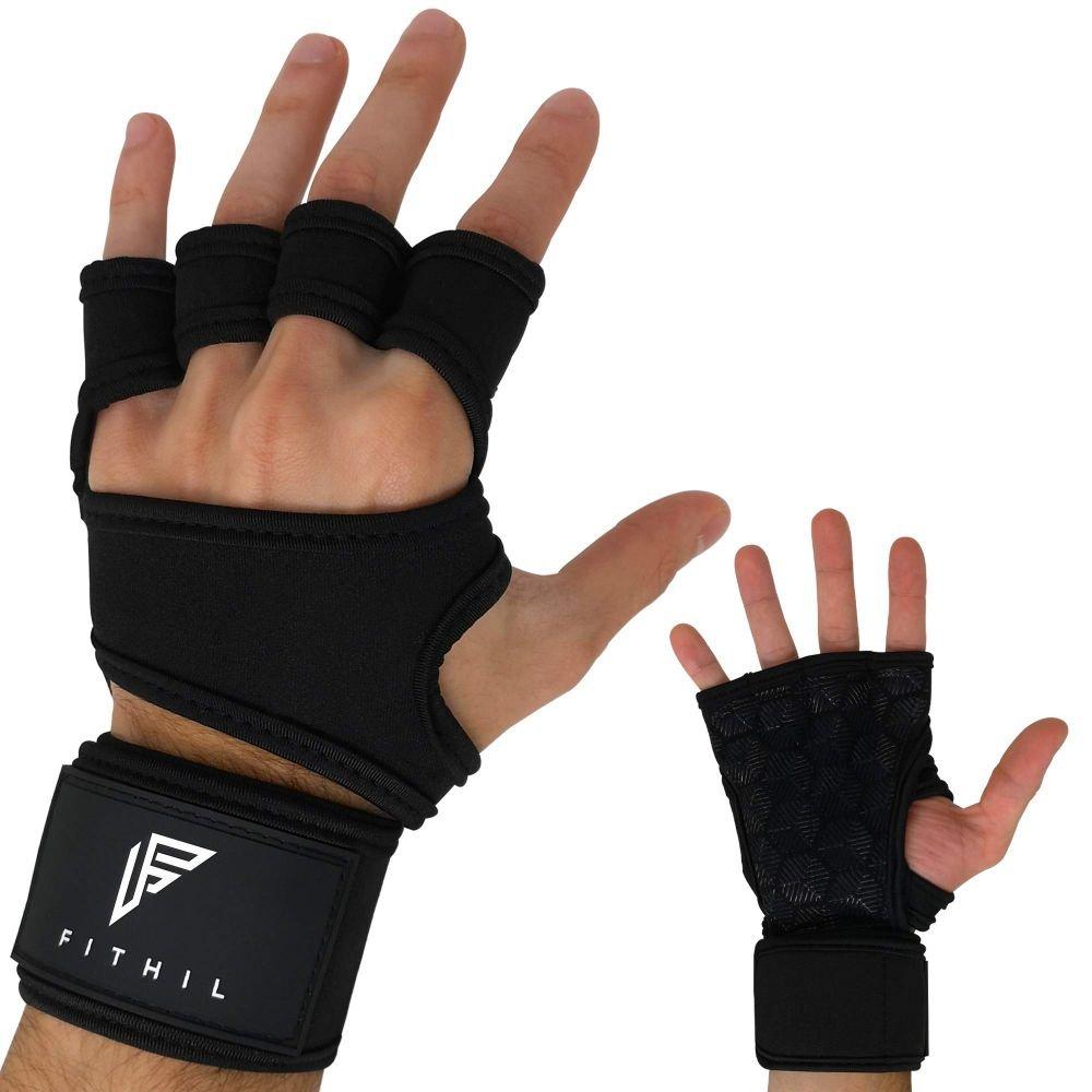 guantes en calistenia