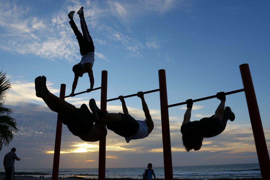 calistenia rutinas de ejercicios
