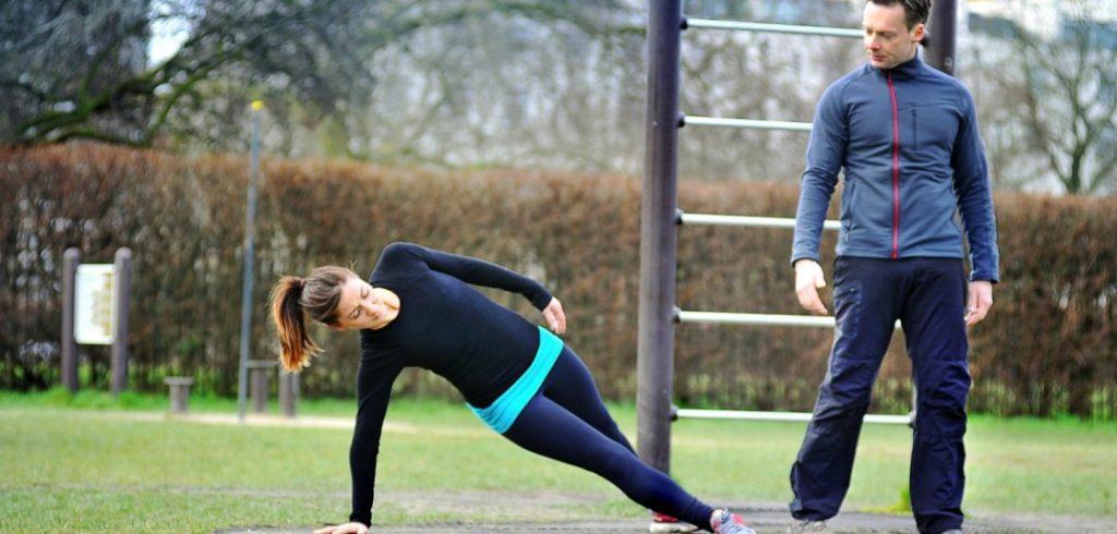 rutina de ejercicios calistenia para principiantes